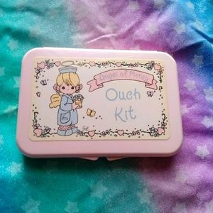 Vintage Precious Moments Ouch Kit